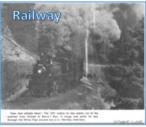 railway page