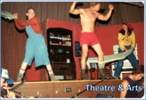 theatre & arts page