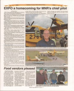 A Journey Through Time - Past, Present and Future. Published by The Eganville Leader, celebrating the 150th anniversary of Renfrew County. Page 53