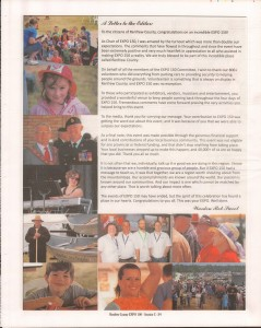 A Journey Through Time - Past, Present and Future. Published by The Eganville Leader, celebrating the 150th anniversary of Renfrew County. Page 43
