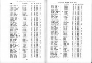 Guide to the 1851 Census of Canada West: Renfrew County, By Norman Kenneth Crowder.