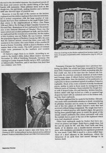 Canadian Collector. Vol.16. No.5. Sept/Oct. 1981 : Furniture-Maker from Germany Page 3