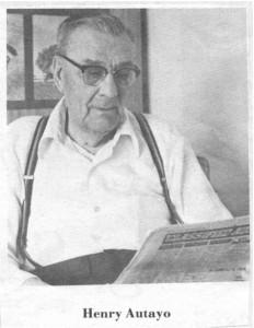 Henry Autayo.