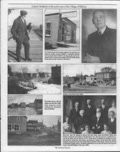 A trip down memory lane, produced by the Eganville Leader to commemorate Killaloe's centennial, in August 2008. Page 5