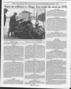 A trip down memory lane, produced by the Eganville Leader to commemorate Killaloe's centennial, in August 2008. Page 8