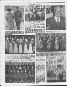 A trip down memory lane, produced by the Eganville Leader to commemorate Killaloe's centennial, in August 2008. Page 63