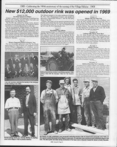 A trip down memory lane, produced by the Eganville Leader to commemorate Killaloe's centennial, in August 2008. Page 70