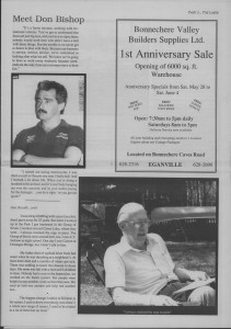 The Laker, Issue 2 from Friday, May 27th 1988. Page 3
