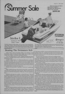 The Laker, Issue 3 from Friday, June 3rd 1988. Page 10