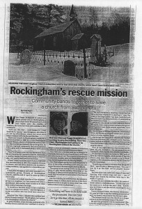 Rockingham's Rescue Mission