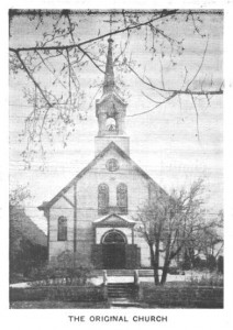 History of St. Andrews Parish as published in the Eganville Leader November 20th, 1961. Part 8 of 18. Betty Mullin Collection.
