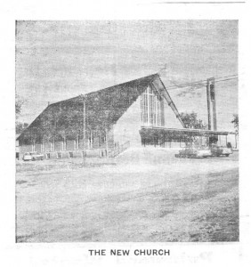 History of St. Andrews Parish as published in the Eganville Leader November 20th, 1961. Part 15 of 18. Betty Mullin Collection.