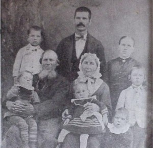 unknown family photo - 5