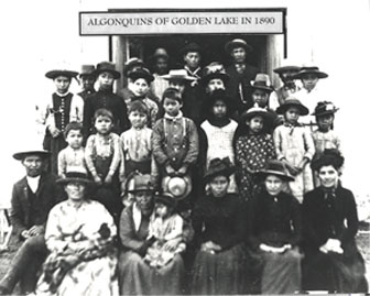 Algonquins of Golden Lake