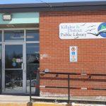 Outside of Killaloe Public Library