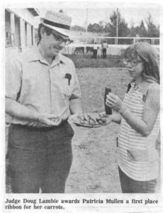 Doug Lambie and Patricia Mullen.