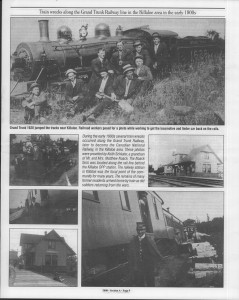 A trip down memory lane, produced by the Eganville Leader to commemorate Killaloe's centennial, in August 2008. Page 18