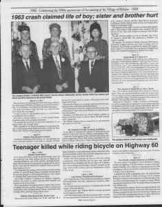 A trip down memory lane, produced by the Eganville Leader to commemorate Killaloe's centennial, in August 2008. Page 59