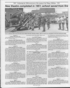 A trip down memory lane, produced by the Eganville Leader to commemorate Killaloe's centennial, in August 2008. Page 43