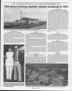 A trip down memory lane, produced by the Eganville Leader to commemorate Killaloe's centennial, in August 2008. Page 74