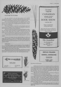 The Laker, Issue 2 from Friday, May 27th 1988. Page 13