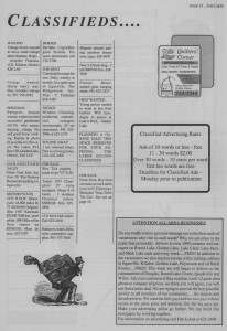 The Laker, Issue 2 from Friday, May 27th 1988. Page 15