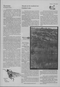 The Laker, Issue 2 from Friday, May 27th 1988. Page 5