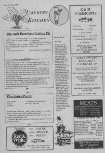 The Laker, Issue 2 from Friday, May 27th 1988. Page 8