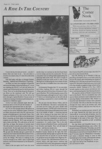 The Laker, Issue 3 from Friday, June 3rd 1988. Page 14