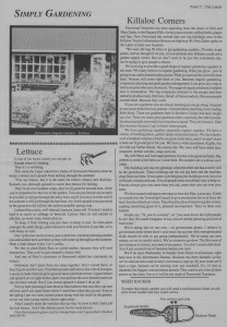 The Laker, Issue 3 from Friday, June 3rd 1988. Page 7
