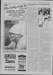 The Laker Issue 31 From, Friday, December 16, 1988.