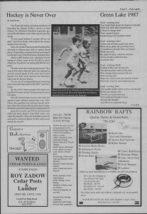 The Laker Issue 6 From Friday, June 24, 1988.