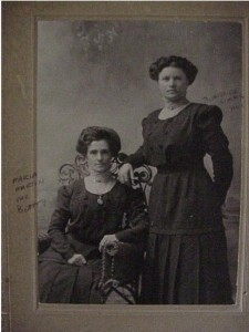 two women unidentified