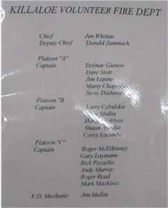 volunteer fire fighter list.wcmd